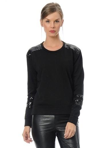 Vero Moda Vero Moda Siyah Sweatshirt Siyah